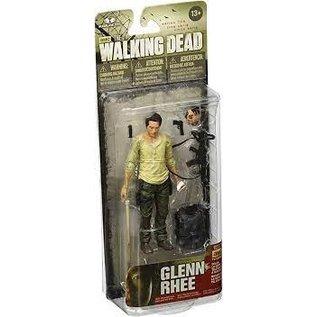 The Walking Dead: Glenn Rhee Figure (minor damaged)