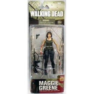 The Walking Dead: Maggie Greene Figure (minor damaged)