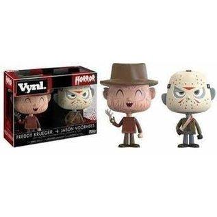 Funko VYNL: Freddy Krueger and Jason Voorhees 2 pack