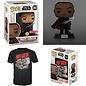 Funko Star Wars The Mandalorian: Moff Gideon POP! TEE Bundle