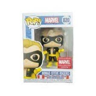 Funko Marvel: Nomad (Steve Rogers) Marvel Corps Exclusive Funko Pop! #820