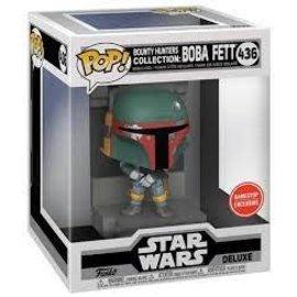 Funko Star Wars: Bounty Hunters Collection Boba Fett Gamestop Exclusive Funko POP! #436