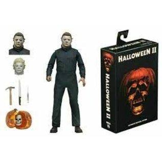 """NECA Halloween II: Ultimate Michael Myers 7"""" Figure"""