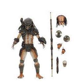 "NECA Predator 2: Ultimate Stalker Predator 7"" figure"