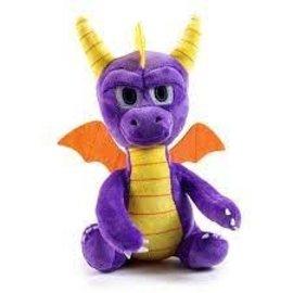 Kidrobot Spyro the Dragon - Phunny Plush - Spyro (Sitting)