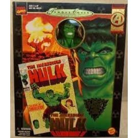 Toy Biz Marvel Famous Cover: The Incredible Hulk