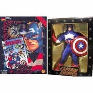 Toy Biz Marvel Famous Cover: Captain America