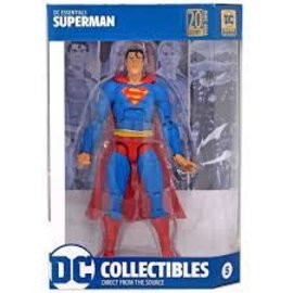 DC Collectibles DC Essentials: Superman 20 Years