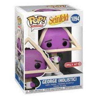 Funko Seinfeld: George (Holistic) Target Exclusive Funko POP! #1094
