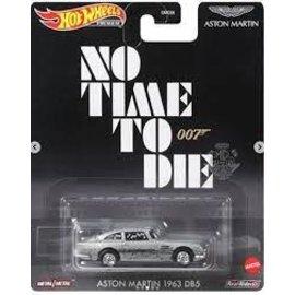 Mattel Hot Wheels: No Time To Die 1963 Aston Martin DB5