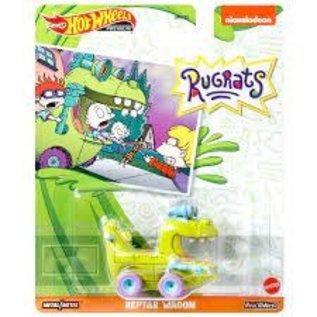 Mattel Hot Wheels: Rugrats Reptar Wagon
