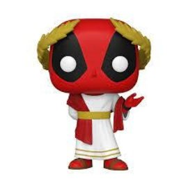 Funko Deadpool 30th Anniversary: Roman Senator Deadpool Walmart Exclusive Funko POP! #779
