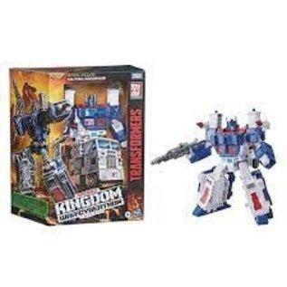 Hasbro Transformers Kingdom 'War for Cybertron': Ultra Magnus Leader Class