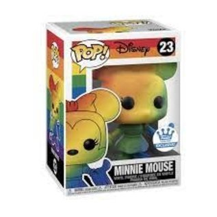 Funko Disney: Minnie Mouse (Pride Edition) Funko Shop Exclusive Funko POP! #23