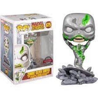 Funko Copy of Marvel Zombies: Silver Surfer (Zombie) Hot Topic Exclusive Funko POP! #675