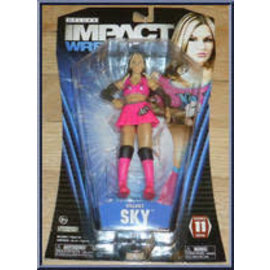 Impact Wrestling: Velvet Sky Deluxe Figure (Damaged Box))