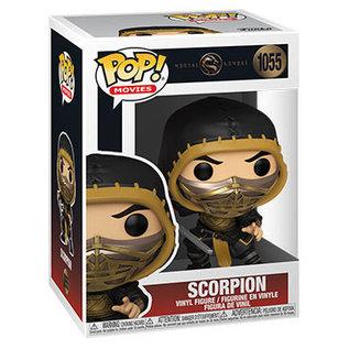 Funko Mortal Kombat: Scorpion Funko POP! #1055