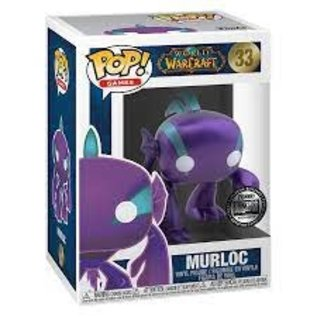 Funko World Of Warcraft: Murloc Blizzard Entertainment Exclusive Funko POP! #33