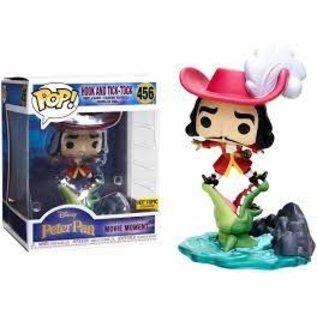 Funko Disney Peter Pan: Hook And Tick-Tock Hot Topic Exclusive Funko POP! #456