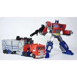Hasbro Transformers Power Of The Primes: OOB Optimus Prime