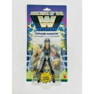 Mattel Masters of the W Universe: Stephanie McMahon Figure