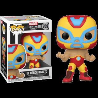 Funko Marvel Lucha Libre Edition: El Heroe Invicto Funko POP! #709
