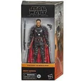 "Hasbro Star Wars Black Series: Moff Gideon 6"" Figure"