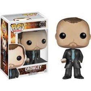 Funko SuperNatural: Crowley Funko POP! #200