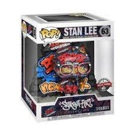 Funko Marvel Art Series: Stan Lee Gamestop Exclusive Funko POP! #63
