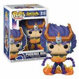 Funko Saintsena Knights of the Zodiac: Phoenix Ikki Funko POP! #810