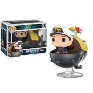 Funko Song of the Deep: Merryn with S.S. Eirnin Funko POP! #18