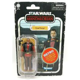 Kenner Star Wars The Retro Collection: Greef Karga 3 3/4 Figure