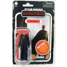 Kenner Star Wars The Retro Collection: Moff Gideon 3 3/4 Figure