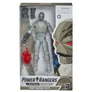 """Hasbro Power Rangers Lightning Collection: Mighty Morphin Z Putty 6"""" Figure"""