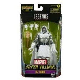 Hasbro Marvel Legends Super Villains: Dr. Doom Figure