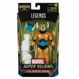 Hasbro Marvel Legends Super Villains: A.I.M. Scientist Supreme Figure