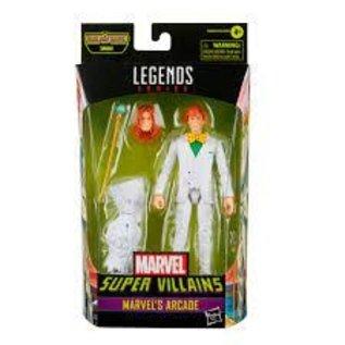 Hasbro Marvel Legends Super Villains: Marvel's Arcade Figure