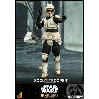Sideshow Collectibles Star Wars Scout Trooper 1/6th Scale  Hot Toy