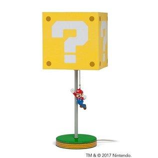 Sideshow Collectibles Super Mario Question Block Lamp