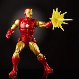 """Hasbro Marvel Legends: Iron Man (Vintage) 6"""" Figure OOB"""