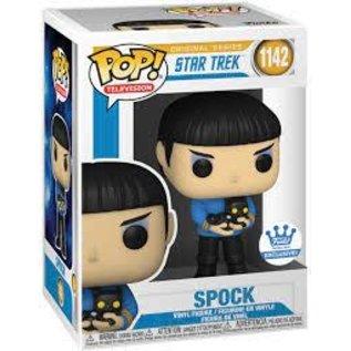 Funko Star Trek Original Series: Spock with Cat Funko POP! #1142
