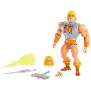 Mattel Masters of the Universe Origins: Battle Armor He-Man Action Figure