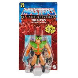 Mattel Masters of the Universe Origins: Tri-Klops Action Figure