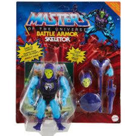 Mattel Masters of the Universe Origins: Battle Armor Skeletor Action Figure