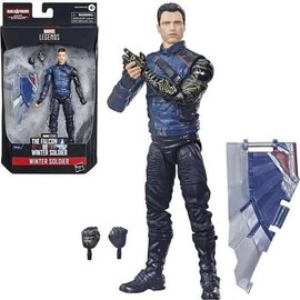 """Hasbro Marvel Legends The Falcon and the Winter Soldier: Winter Soldier 6"""" Figure"""