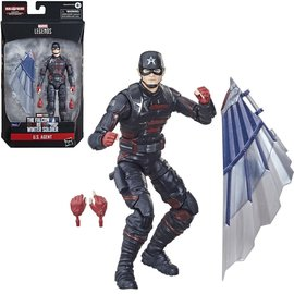 """Hasbro Marvel Legends The Falcon and the Winter Soldier: U.S. Agent 6"""" Figure"""