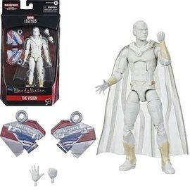 "Hasbro Marvel Legends WandaVision: The Vision (White) 6"" Figure"