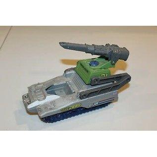 G.I. Joe: Pulverizer Battle Force Tank OOB