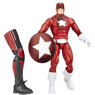 """Hasbro Marvel Legends Red Guardian 6"""" Figure OOB"""