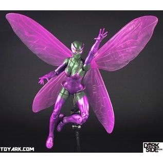 """Hasbro Marvel Legends Beetle (Female) 6"""" Figure OOB"""
